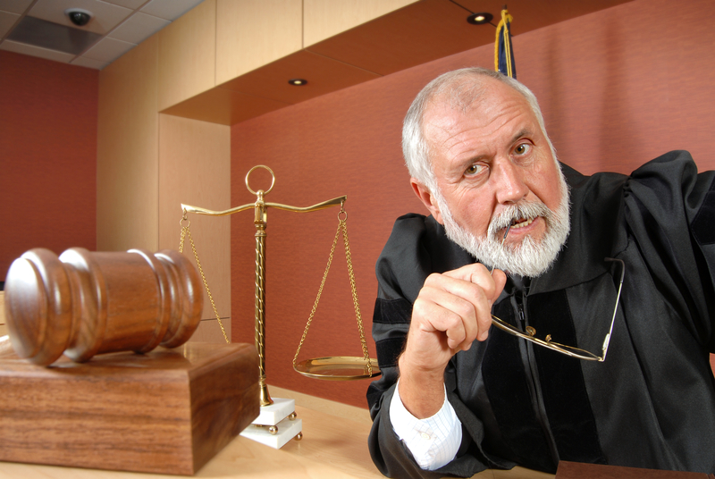 How to Request a New Judge in a Family Law Case