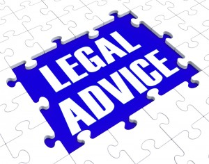 Advice on the law puzzle graphic