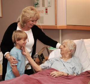 Patient in Hospice Setting