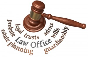 Legal Estate Planning With Gavel