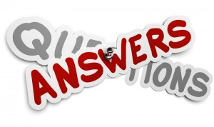 Questions & Answers Graphic