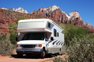 Recreational vehicle and deciding factors when choosing an RV to purchase