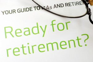 Ready for retirement graphic which describes the best time to retire